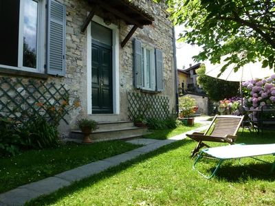 Photo for Holiday apartment Gravedona for 2 - 4 persons with 2 bedrooms - Holiday apartment