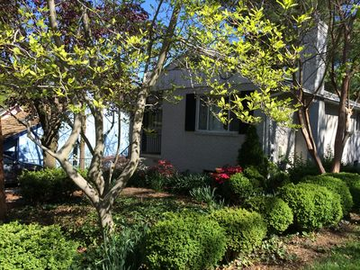 Photo for Beautiful house in a historic Maywood, located in DC/N-VA,  accommodate 6 guests