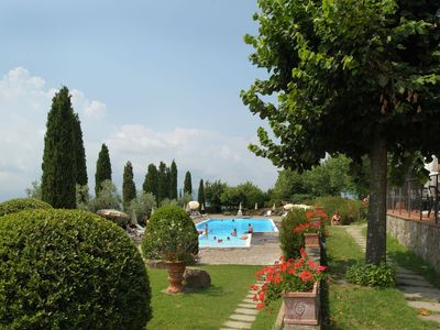 Photo for Residence in San Donato Fronzano with 2 bedrooms sleeps 4