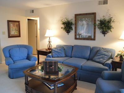 Photo for Greenside Getaway!!! 2Br/2Ba. Walk To Pinehurst Clubhouse!