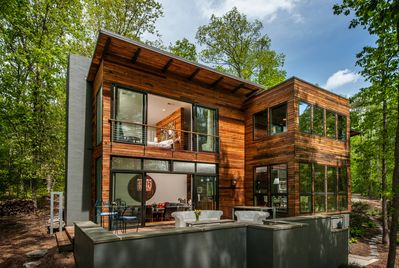 Luxury Vacation Home On The Rim Of The New River Gorge Near Fayetteville Wv Victor