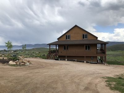 Photo for Beautiful Bear Lake View / Just off Golf Course / 5 min to lake.