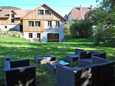 Photo for Charming holiday cottage in Hautes Vosges: Tourism and Handicap Label