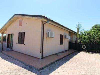 Photo for Homerez last minute deal - Amazing villa with garden