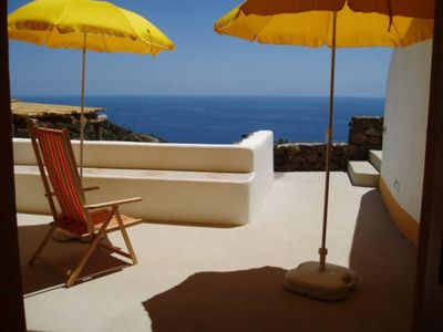 Photo for 1BR House Vacation Rental in Filicudi