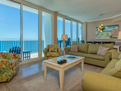 Photo for HAVE A BALL with Kaiser in Lighthouse Penthouse #1: 4 BR/4 BA Condo in Gulf Shores Sleeps 12