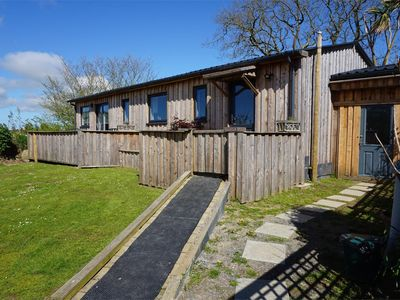 Photo for Upper Clegyr Chalet St Davids Pembrokeshire