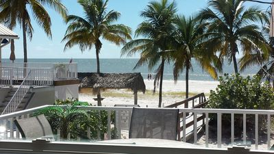 Photo for FMB BeachFront Cottage- Aqua also Coral VRBO 623589