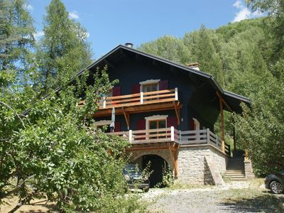 Photo for Large luxurious chalet with sauna for 10 people
