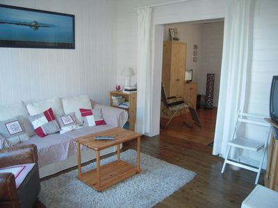 Photo for House 5pers with garden, sea 500m.(possibility 7 people)