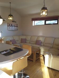 Photo for Clover Croft lodge - sleeps 4/5 with private hot tub
