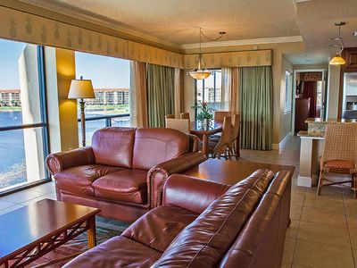 Photo for Luxury Condo in Orlando! Lake Front 4 Bedroom PRESIDENTIAL Unit!