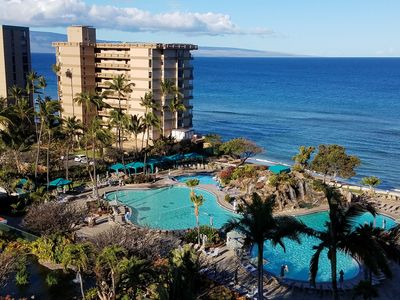 Photo for 1 Br Suite Kaanapali Beach Club Hotel MAR 1st- 11th 2020