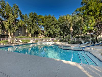 Photo for Luxury fully furnished 2 bed, 1 bath condo in premier gated Scottsdale location