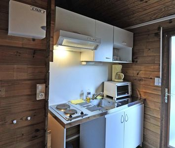 Photo for VVF Villages Heart of Cantal *** - Chalet 2 Rooms 3 People + 1 Child