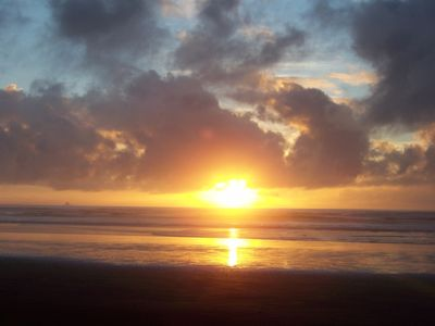Photo for 2-bedroom bach @ Carters Beach