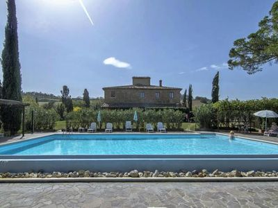 Photo for Holiday resort Agriturismo Il Castelletto, Torrita di Siena  in Montepulciano - 6 persons, 2 bedrooms