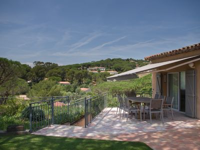 Photo for Villa for 10 people in Sainte-maxime