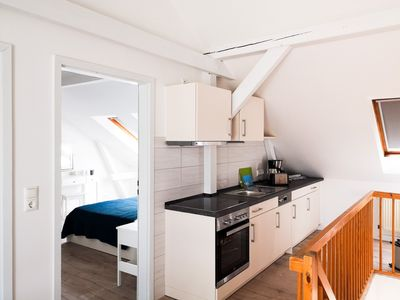 Photo for Ferienwohnung Wustrow - Maisonette in the brick building
