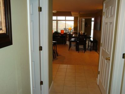 Photo for Beautiful, Luxury Towers Condo, sleeps 8! Towers 7104, Free WIFI