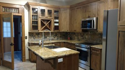 Photo for 5 Bedroom/2.5 Bath large home downtown, new kitchen & furnishings, Pets Welcome!