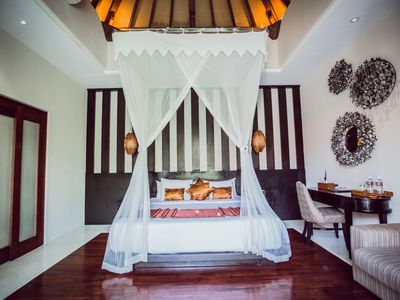 Photo for Aria, Spacious Villa, Great location in Seminyak, well-equipped kitchenette