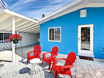 Photo for 2BR Charming Cottage - Walk 5 minutes to Fort Myers Beach
