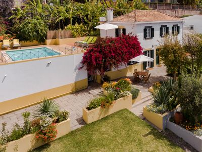 Photo for Traditional House, Peaceful, Private, heated Pool and Seaview | Casa Belflores