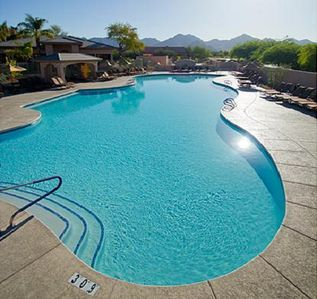 Photo for SCOTTSDALE LINKS RESORT 2 BD 2 BATH CONDO ~ GREAT GOLF COURSE/MASSAGE/BBQ AREAS