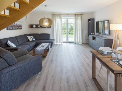 Photo for Holiday house, shower / WC, guest toilet, 2 bedrooms - semi-detached house Aquarius