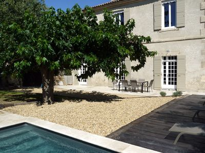 Photo for La Bastide Du Gres - luxury 4 bedrooms serviced villa - Travel Keys