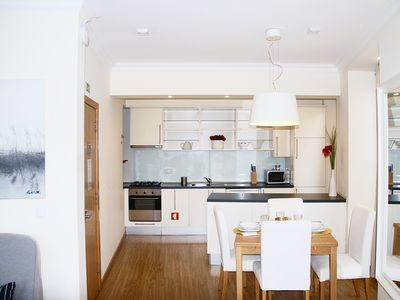 Photo for Spacious and bright apartment in Chiado