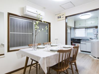 Photo for Shinjuku New Renovated 3LDK House, 10-mins walk to Isetan, Pocket Wifi