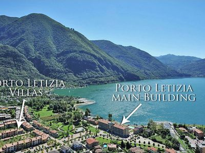 Photo for Apartment Standard Plus Apartment Village (PLZ185) in Porlezza - 4 persons, 1 bedrooms