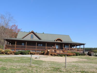 Photo for Tryon Equestrian Property with Wrap-Around Porch, and POOL, 7.9 miles from TIEC.