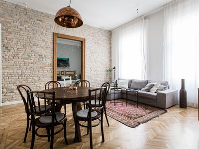 Photo for Apartment in the heart of Budapest