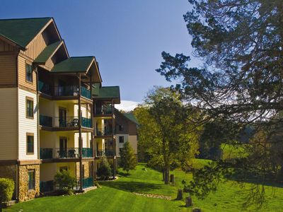 Photo for 1BR Resort Vacation Rental in Sevierville, Tennessee