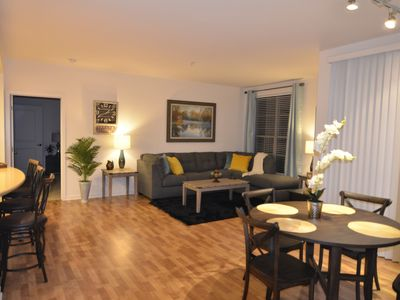 Photo for Beautiful Large Private 2 bd, 2 bth Sleeps 6