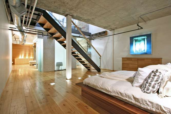 Truly Unique - 2 Level Hard Loft