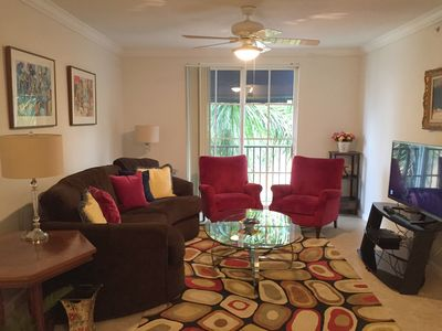 Photo for 2/2 Penthouse Condo In Rosemary Sq.