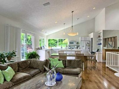 Photo for Modern living and well maintained home close to everything.