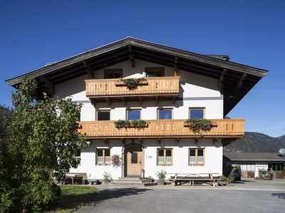 Photo for Newly renovated apartment for 2-4 pers. in Zenauerhof - Apartment anterior horn