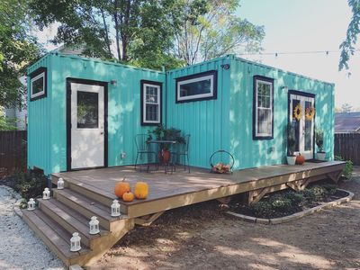 Photo for Gimlet: Urban Container Home