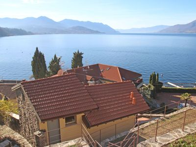 Photo for Vacation home Terrazze sul lago in Luino - 5 persons, 2 bedrooms