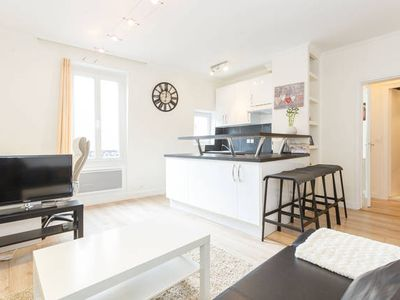 Photo for Nice one bedroom apartment Champs Elysees–Arc de Triomphe-Lauriston