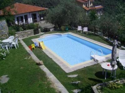 Photo for OLD HOUSE OF STONE 12 KM SEA POOL OASI RELAX BARBECUE