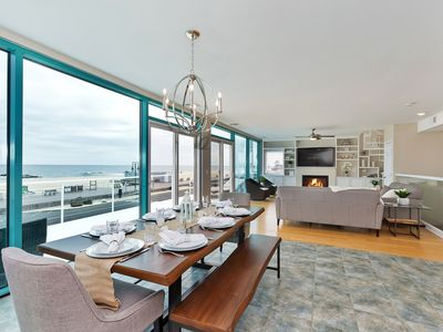 Photo for OCEAN FRONT - BEACH HOUSE