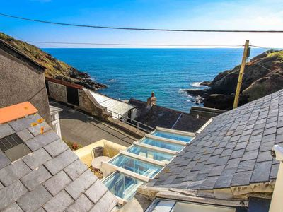 holiday sc cornwall speedwell cottage cottages photo catering self portloe bethel charlestown