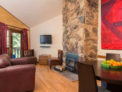 Photo for Summer Special! Two-level condo with base area amenities and private balcony