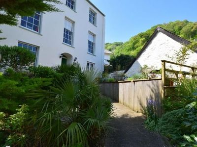 Photo for Grade II listed property in beautiful Lynmouth sleeps 8 guests
